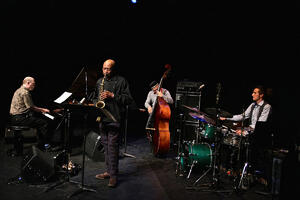Generations Quartet with Oliver Lake