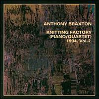 Knitting Factory (piano / Quartet) 1994, Vol.2 - CD coverart