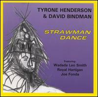Strawman Dance - CD coverart