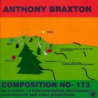 Composition 173 - CD coverart
