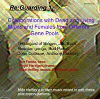 Collaborations with Dead and Living Males and Females from Different Gene Pools - CD coverart