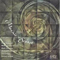 Mosaic Sextet - CD coverart