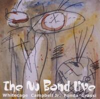 The Nu Band Live - CD coverart