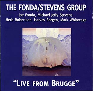 Live From Brugge - The Fonda Stevens Group